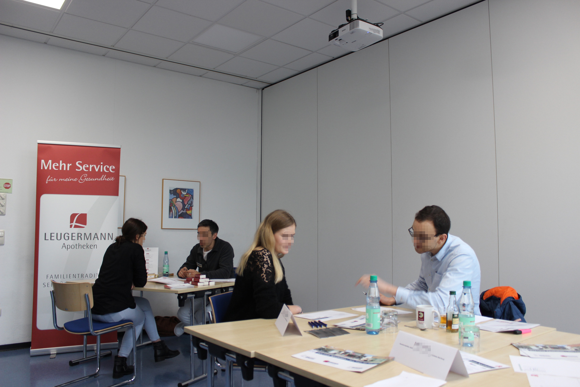 Lotte Speed Dating-Events